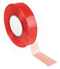Hi-Bond HB397F Transparent Double Sided Polyester Tape, 38mm