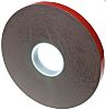 Hi-Bond VST4110G-25 Grey Foam Tape, 25mm x 33m,