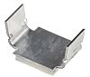 RS PRO Cable Clip Natural Self Adhesive Aluminium