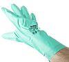 Mapa Spontex 485 Ultranitril, Green Work Gloves, Size