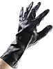 Mapa Spontex 420 Techik, Black Work Gloves, Size
