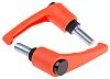 RS PRO Clamping Lever, M12 x 30mm