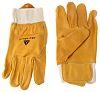 Delta Plus, Beige Work Gloves, Size 10