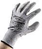 Ansell Hyflex, Grey Polyurethane Coated Work Gloves, Size