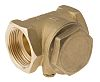 RS PRO Brass Single Non Return Valve 1-1/4