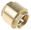 RS PRO Brass Single Non Return Valve 2