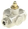 RS PRO Brass Reduced Bore Ball Valve 1/4
