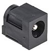 RS PRO Right Angle DC Socket Rated At