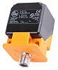 ifm electronic Inductive Sensor - Block, PNP-NO Output,