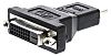 RS PRO HDMI to DVI Adapter Male to