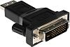 RS PRO AV Adapter, Male DVI to Female
