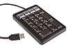 Cherry Black Wired USB Numeric Keypad