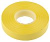 Advance Tapes AT7 Yellow PVC Electrical Tape, 12mm