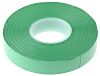 Green Electrical Tape, 12mm x 20m