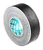 Advance Tapes AT160 Matt Black Cloth Tape, 50mm