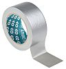 Advance Tapes AT170 Gloss Silver Duct Tape, 50mm