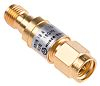 50Ω RF Attenuator SMA Plug to Socket 6dB,
