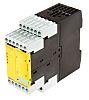 Siemens セーフティリレー, 24 V dc, チャンネル数2, 安全接点4, 3TK2826-1BB40