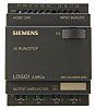 Siemens LOGO! Logic Module, 24 V ac/dc Relay,