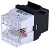 Molex Premise Networks Cat6 RJ45 8 Port Jack,
