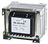 RS PRO 200VA 2 Output Chassis Mounting Transformer,