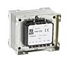 RS PRO 100VA 1 Output Chassis Mounting Transformer,