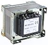 RS PRO 100VA 2 Output Chassis Mounting Transformer,