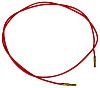HARWIN M80-9240099 Test Lead Wire Red PTFE 300mm
