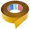 Tesa 51571 White Double Sided Cloth Tape, 38mm
