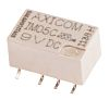 TE Connectivity, 9V dc Coil Non-Latching Relay DPDT,
