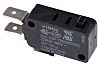 SPDT-NO/NC Plunger Microswitch, 22 A @ 250 V