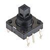 Alps Electric 2-Achsen Joystick, 12V dc / 50 mA @ 12 V ac