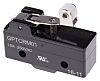 SPDT-NO/NC Short Roller Lever Microswitch, 15 A @