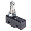 SPDT-NO/NC Roller Microswitch, 15 A @ 250 V
