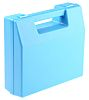 RS PRO Plastic Equipment case, 200 x 225