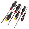 Facom Precision Slotted; Phillips Screwdriver Set 6 Piece