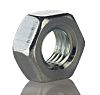 RS PRO Stainless Steel, Hex Nut, M3