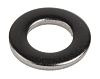 Stainless Steel Plain Washer, 1.60mm Thickness, M6 (Form