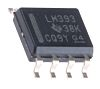 LM393DR Texas Instruments, Dual Comparator, Open Collector O/P,