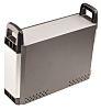 CAMDENBOSS 110 Series Grey Aluminium Project Box, 220