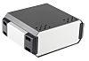 CAMDENBOSS 110 Series Grey Aluminium Project Box, 171.6