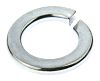 ZnPt steel 1 coil spring washer,M12
