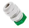 SIB WADI-TEC PG9 Cable Gland With Locknut, PA