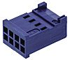 TE Connectivity, AMPMODU HE13/HE14 Female Connector Housing,