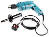 Makita 240V Corded Hammer Drill, UK Plug