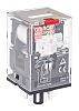 Omron, 24V ac Coil Non-Latching Relay 3PDT, 10A