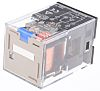 Omron, 24V dc Coil Non-Latching Relay DPDT, 10A