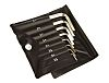 RS PRO 8 pieces Hex Key Set, L