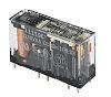 biztonsági relé DPDT Nyomtatott áramkörre szerelhető, 24V dc G7S