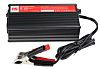 RS PRO Lead Acid Battery Charger, with UK